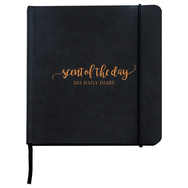 scent of the day diary planner 7