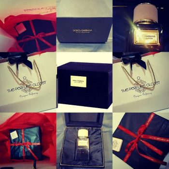 dolce and gabanna oud hamper