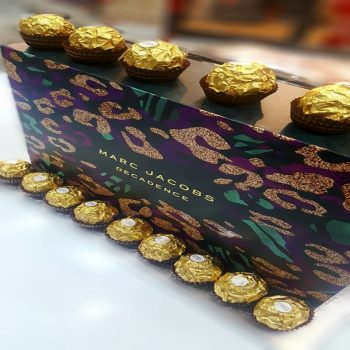 perfume and fererro rocher
