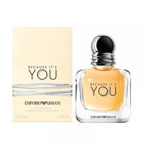 EMPORIO ARMANI BECAUSE ITS YOU EDP For Her
