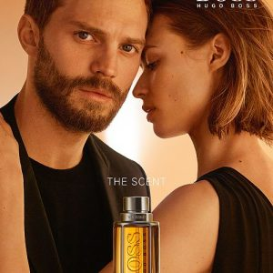 boss the scent poster