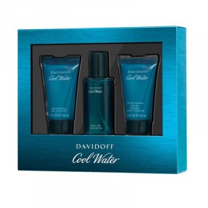 DAVIDOFF COOL WATER EDT 40ml GIFTSET For Him
