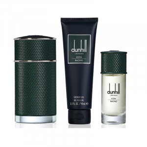 DUNHILL LONDON ICON RACING 100ML EDP GIFT SET For Him