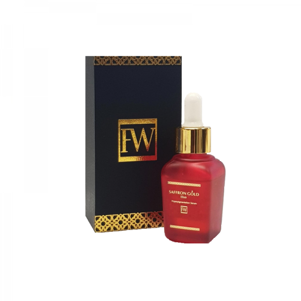 saffron gold hyperpigmentation serum fw beauty