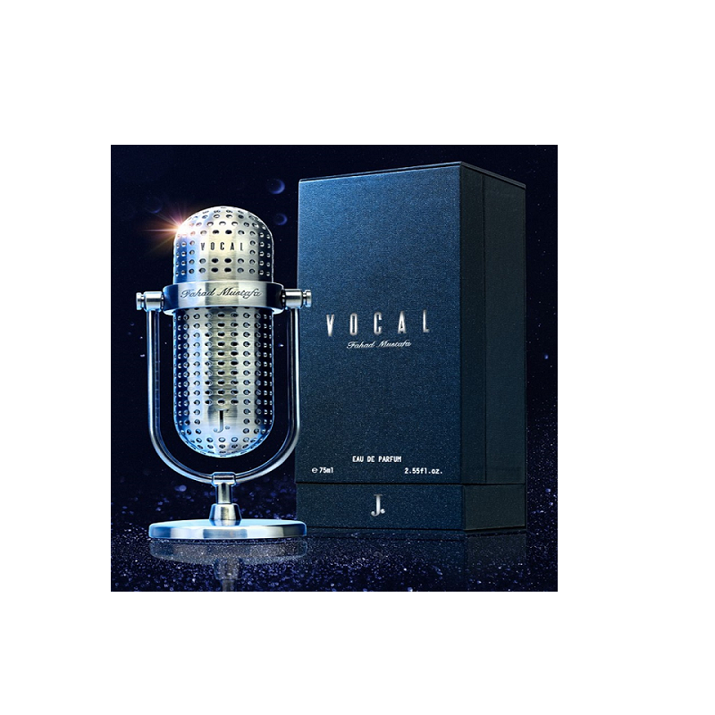 Vocal by Fahad Mustaf J. Fragrances